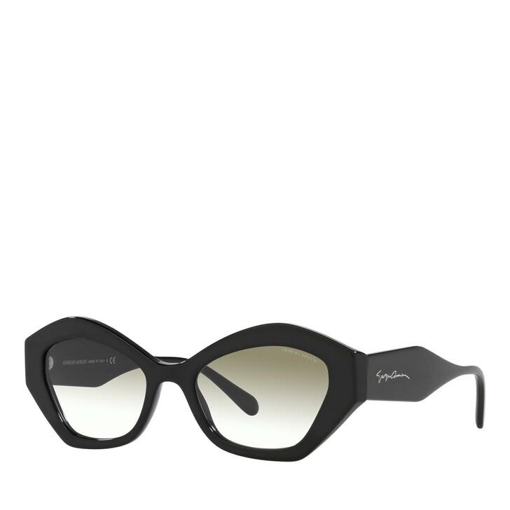 sunglasses, Giorgio Armani, 0AR8144 Black