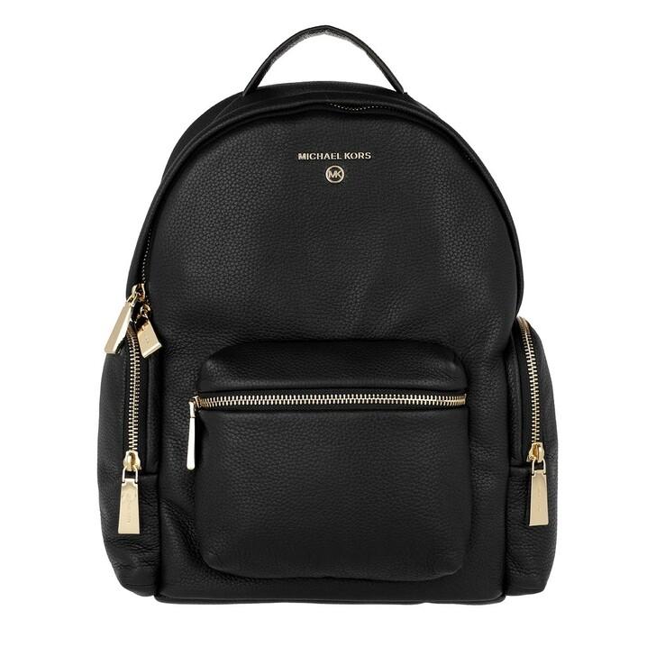 Reisetasche, MICHAEL Michael Kors, Nicks SM Backpack Black