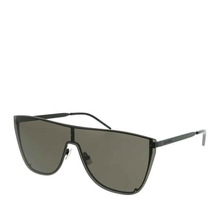 sunglasses, Saint Laurent, SL 1-B  MASK-001 99 Sunglass UNISEX META Black