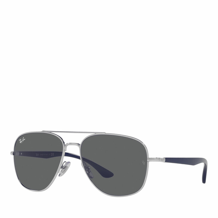 sunglasses, Ray-Ban, Unisex Sunglasses 0RB3683 Silver
