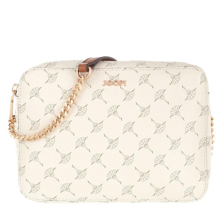 bags, JOOP!, Cortina Cloe Shoulder Bag Off-White