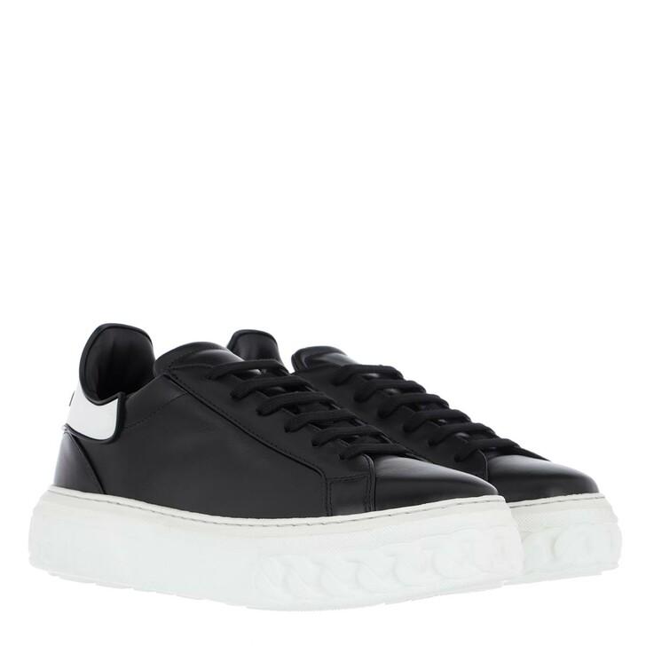 Schuh, Casadei, Sneaker Nero