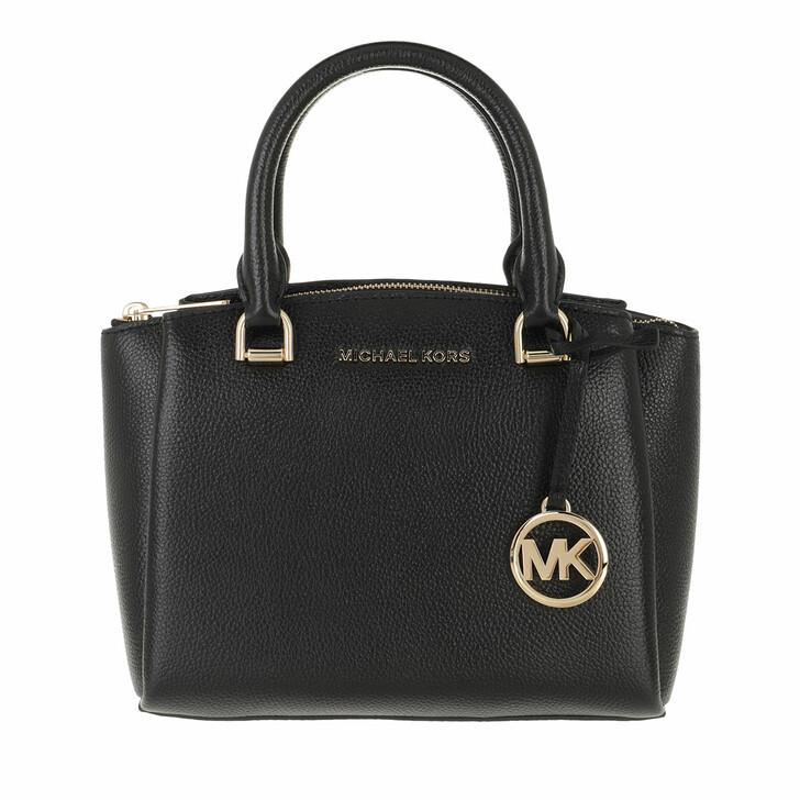 Handtasche, MICHAEL Michael Kors, Small Messenger Black