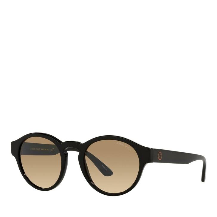 sunglasses, Giorgio Armani, 0AR8146 Black