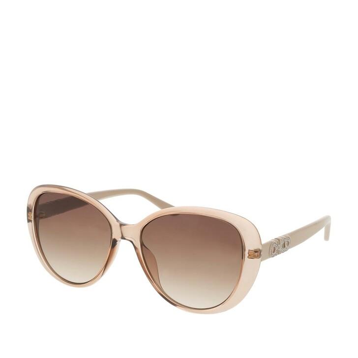 Sonnenbrille, Jimmy Choo, AMIRA/G/S Nude