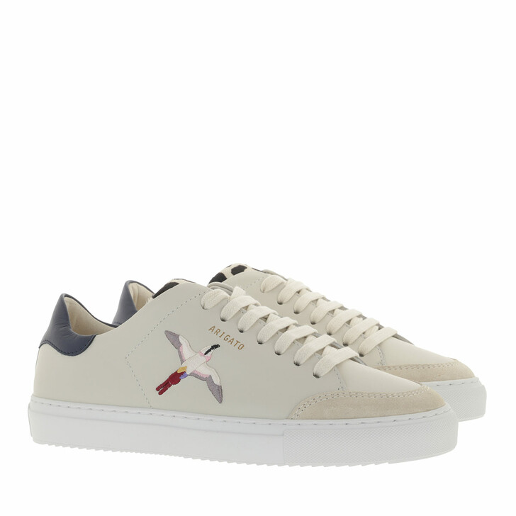 shoes, Axel Arigato, Clean 90 Triple Bee Bird Cremino/Blue