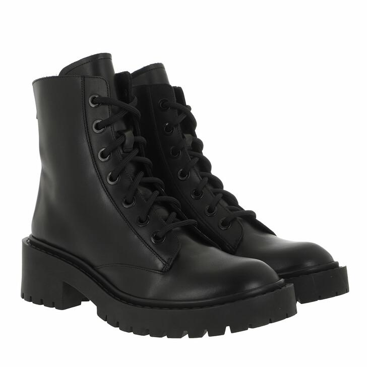 Schuh, Kenzo, Boot Black
