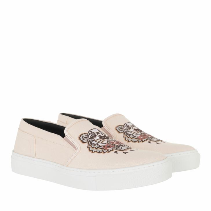 shoes, Kenzo, Slip-on sneaker Blush