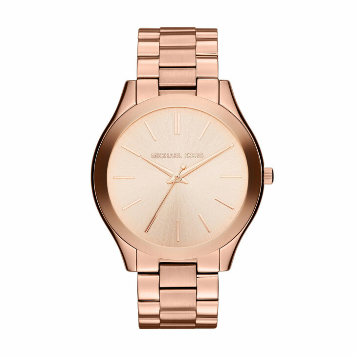 Uhr, Michael Kors, MK3197 Runway Watch Gold/Rose-Tone