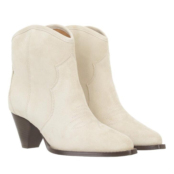 shoes, Isabel Marant, Darizo Ankle Boots Sand