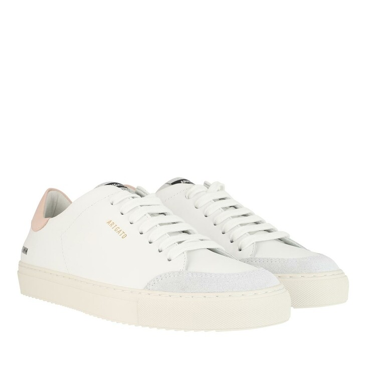 Schuh, Axel Arigato, Clean 90 Triple Sneakers White Pink