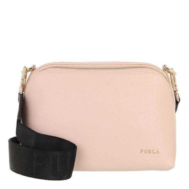 bags, Furla, Furla Amica S Crossbody Ballerina I+Nero