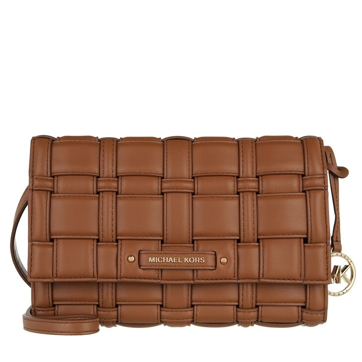 bags, MICHAEL Michael Kors, Large Clutch Xbody Luggage