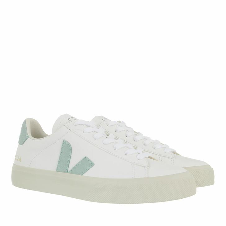 Schuh, Veja, Campo Chromefree Leather Extra White Matcha