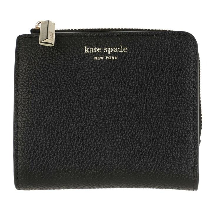 Geldbörse, Kate Spade New York, Small Bi Fold Wallet Black
