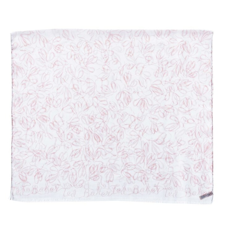 Schal, Ted Baker, Morroci Modernity Wide Scarf Natural