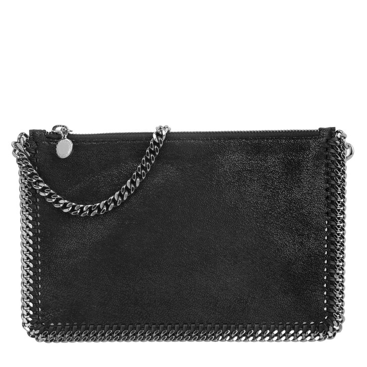 Handtasche, Stella McCartney, Purse Shaggy Deer Black