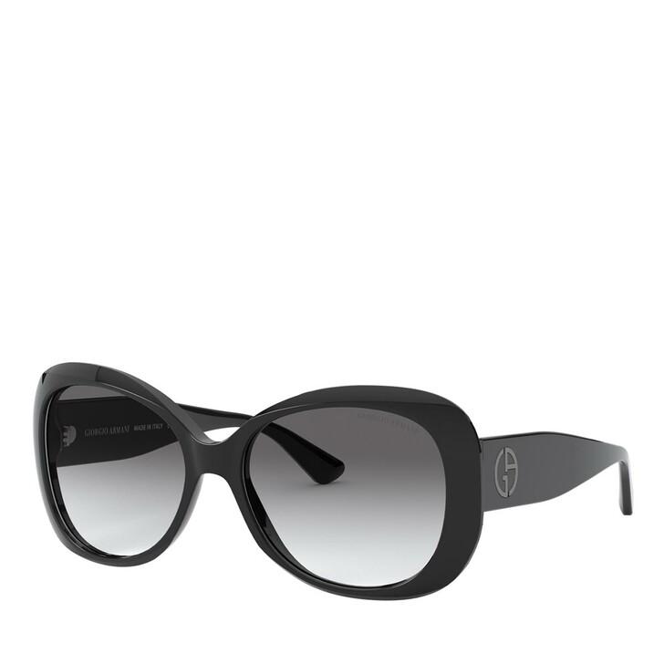 sunglasses, Giorgio Armani, 0AR8132 Black