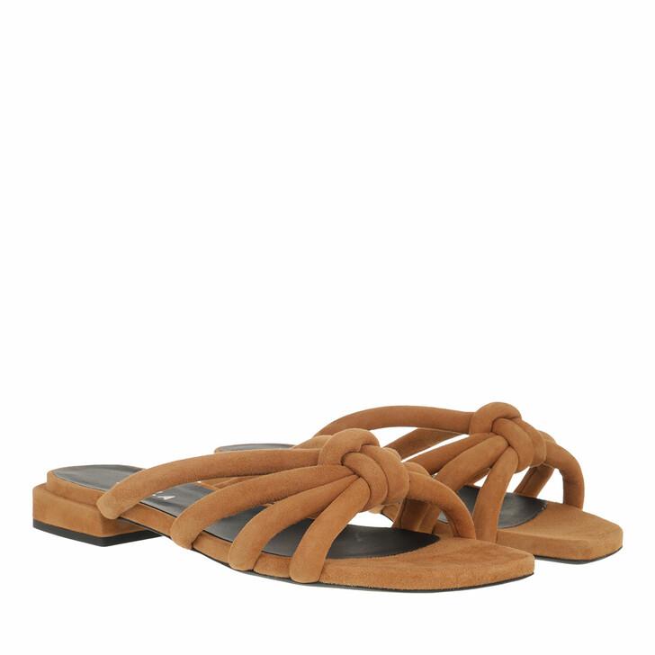 Schuh, Furla, Furla Essential Sandal T. 20 Miele