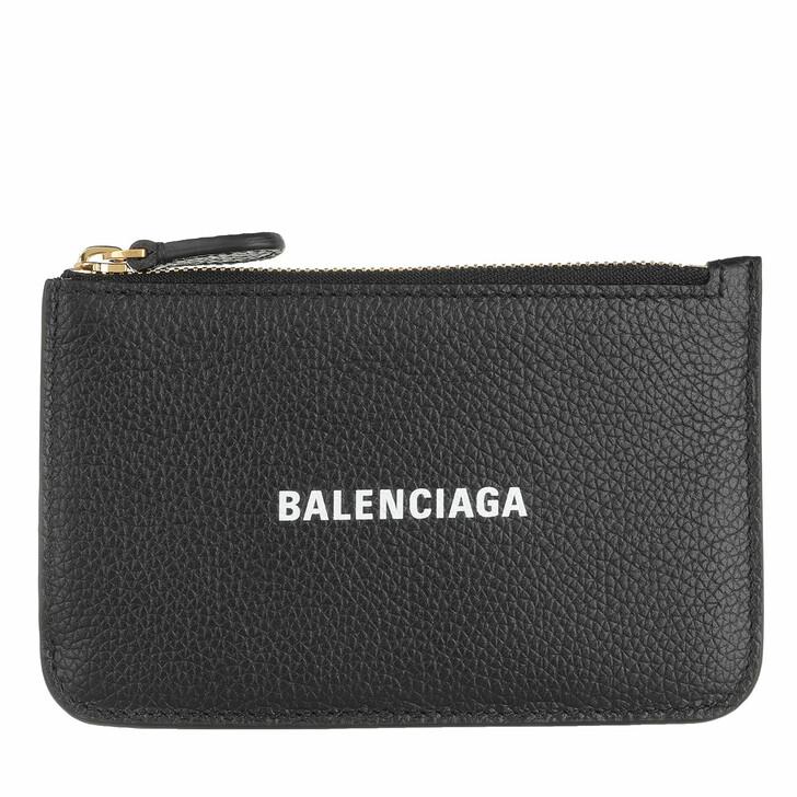 wallets, Balenciaga, Coin Wallet Leather