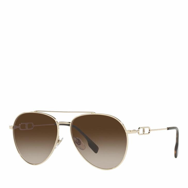 sunglasses, Burberry, Woman Sunglasses 0BE3128 Light Gold