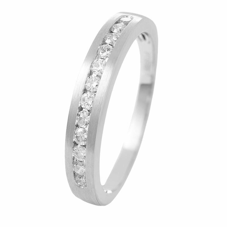 rings, VOLARE, Ring 12 Brill ca. 0,35 Platinum