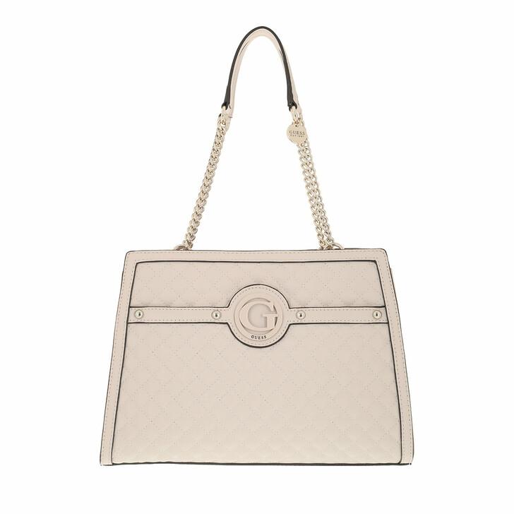 bags, Guess, Heyden Girlfriend Shoulder Satchel Stone