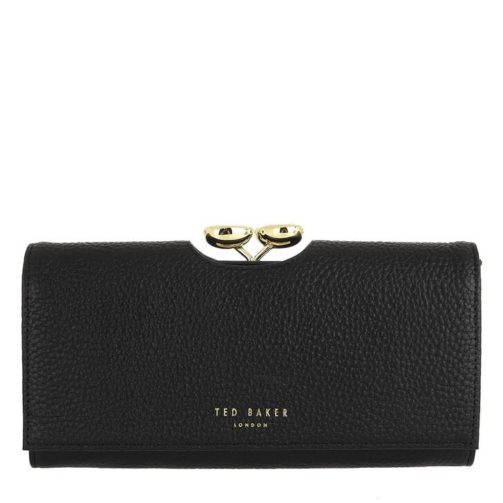wallets, Ted Baker, Alyysaa Teardrop Crystal Bobble Matinee Black