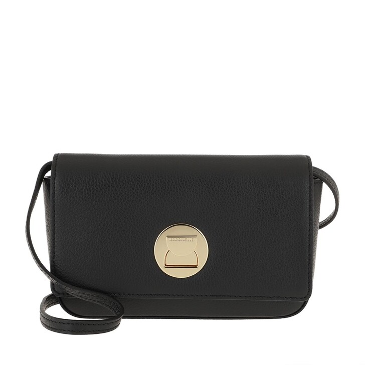 Handtasche, Coccinelle, Mini Bag Noir