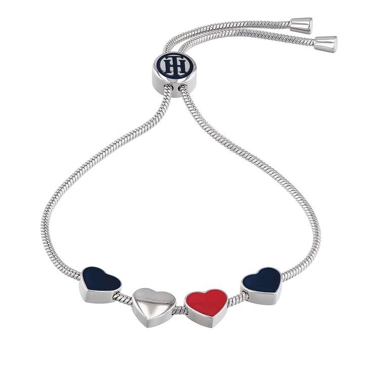 bracelets, Tommy Hilfiger, Casual Core Bracelet Silver