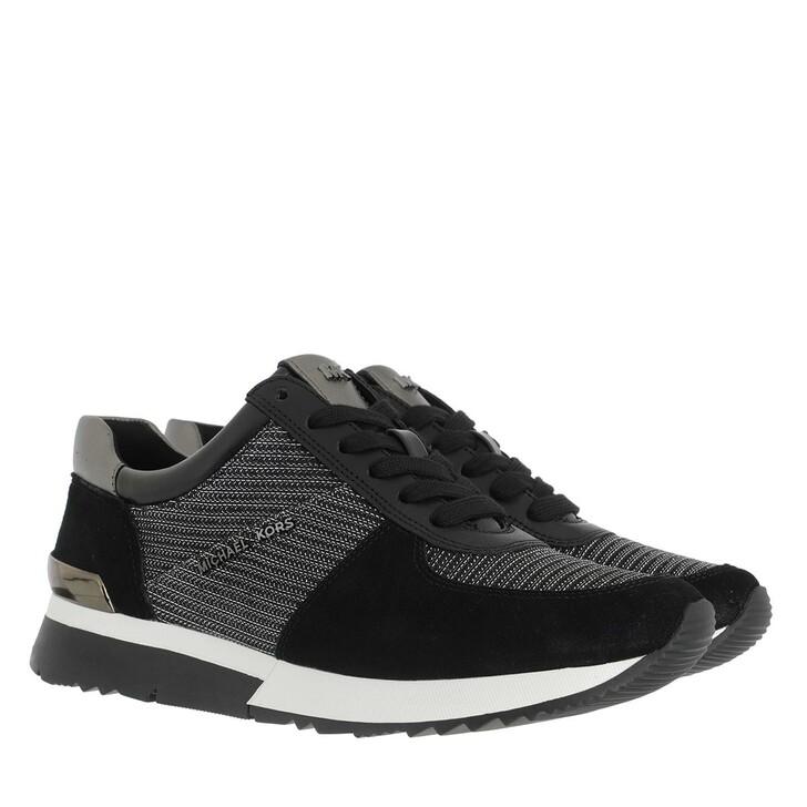 shoes, MICHAEL Michael Kors, Allie Trainer Black Multi