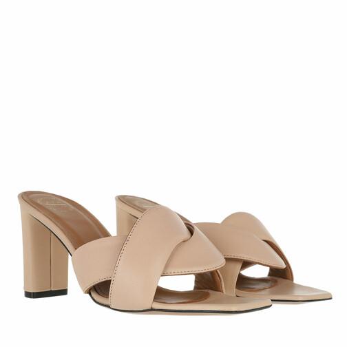 atp atelier -  Sandalen & Sandaletten - High Heel Sandal - in beige - für Damen
