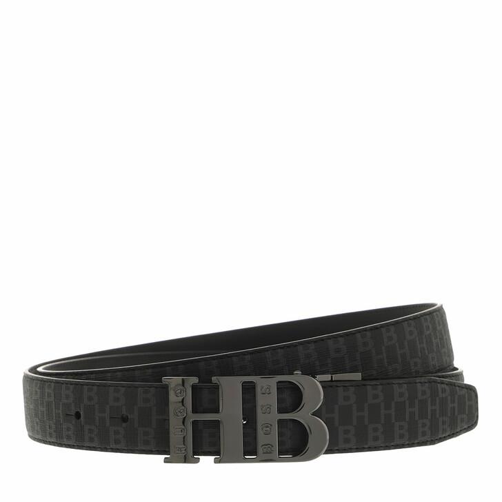 belts, Boss, Men Belt Icon Black