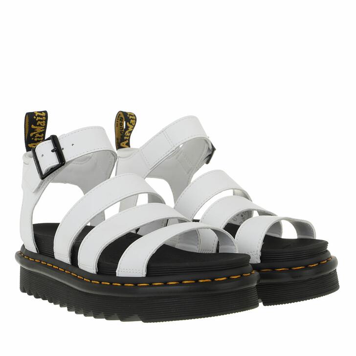 Schuh, Dr. Martens, Blaire Hydro Sandal White