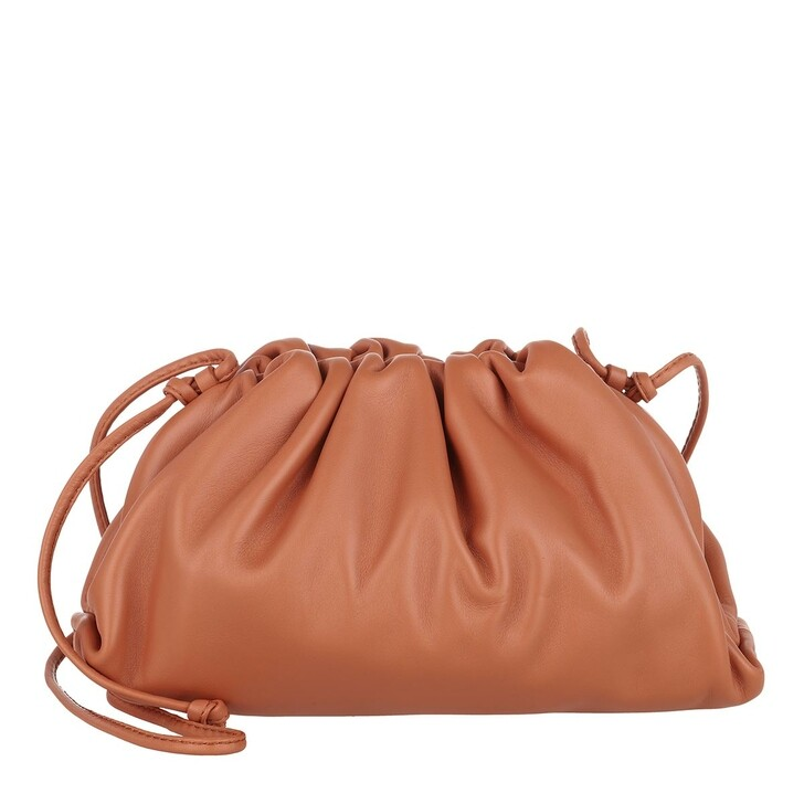 Handtasche, Bottega Veneta, The Mini Pouch Clay