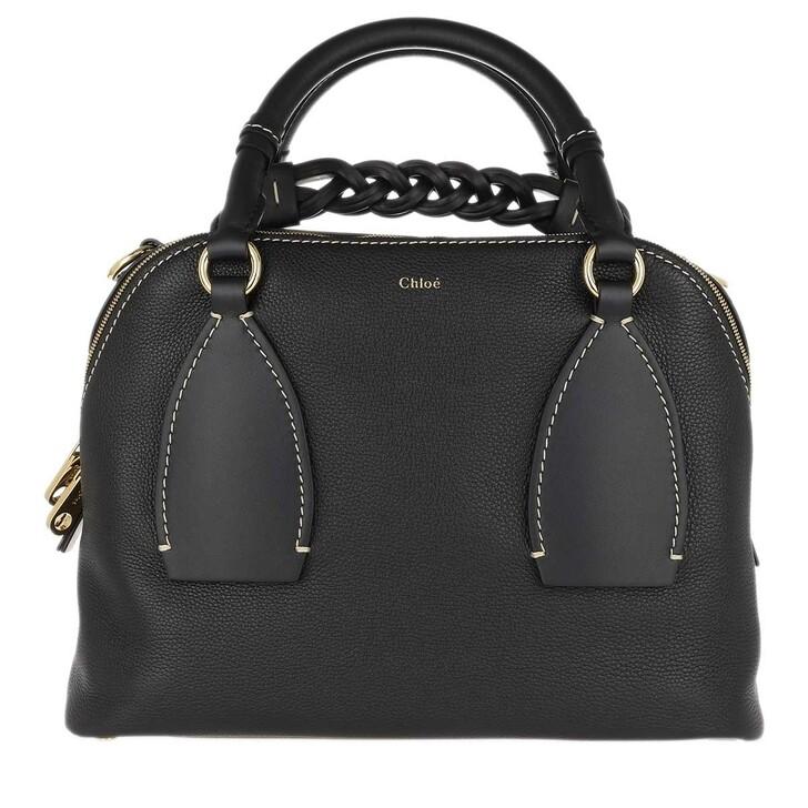bags, Chloé, Daria Shoulder Bag Medium Full Blue