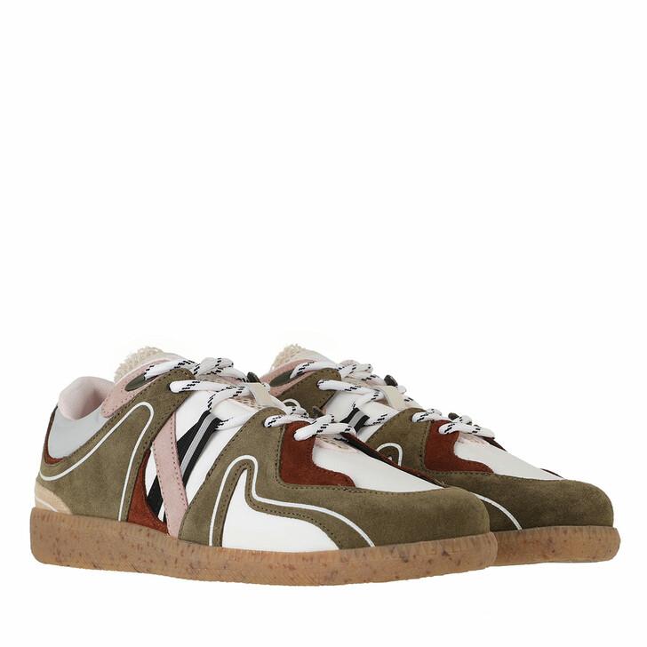shoes, GANNI, Retro Sneaker Kalamata