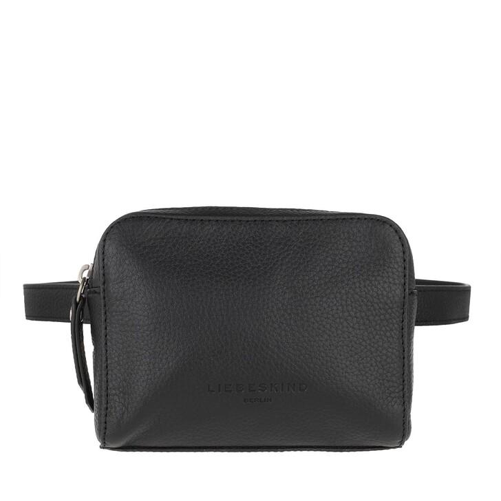 Handtasche, Liebeskind Berlin, Marigold Beltbag Black