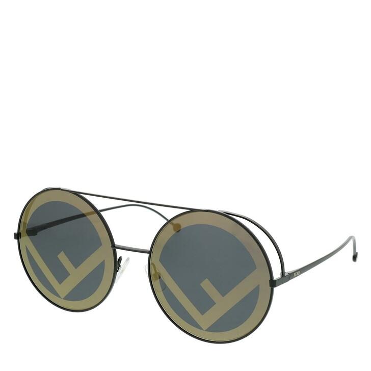 Sonnenbrille, Fendi, FF 0285/S Sunglasses Black