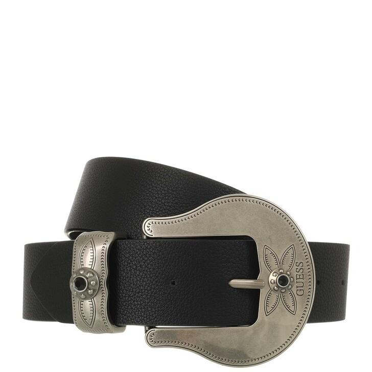 Gürtel, Guess, Adjustable Belt Black