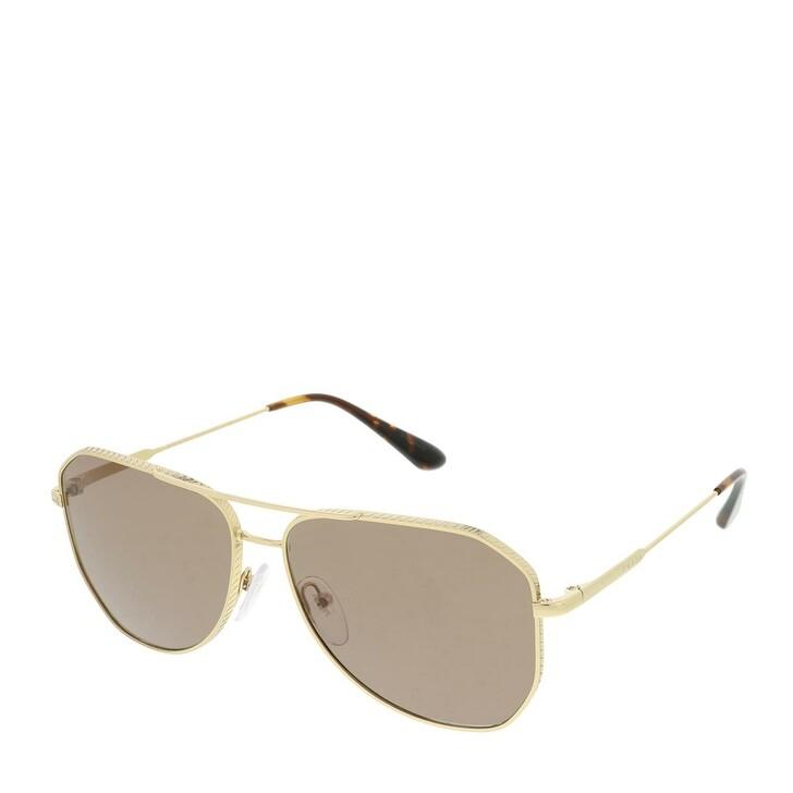 sunglasses, Prada, 0PR 63XS 5AK05D Man Sunglasses Conceptual Gold