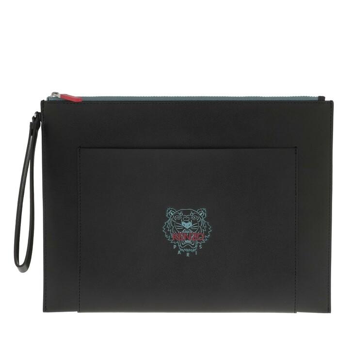 Handtasche, Kenzo, Pouch Black