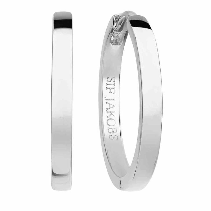 earrings, Sif Jakobs Jewellery, Ellera Pianura Earrings Sterling Silver 925
