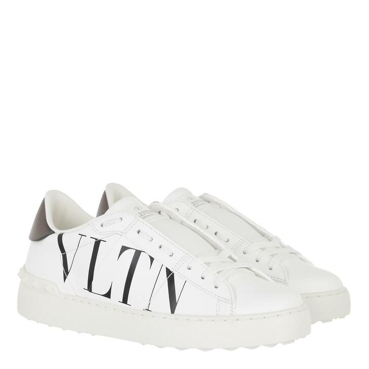 shoes, Valentino Garavani, VLTN Bicolor Sneaker White Black