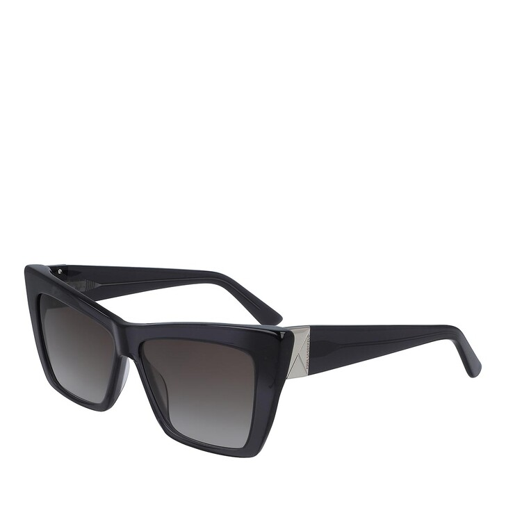 sunglasses, Karl Lagerfeld, KL6011S GREY TRANSPARENT