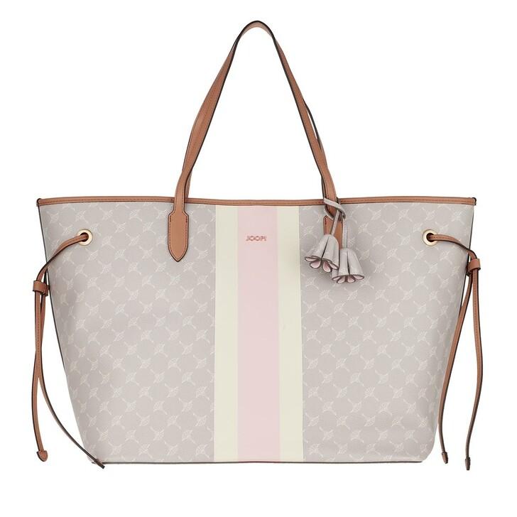 Handtasche, JOOP!, Cortina Due Lara Shopper Lightgrey