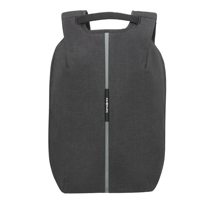 "Reisetasche, Samsonite, Securipak 15,6"" Laptop Backpack Black"