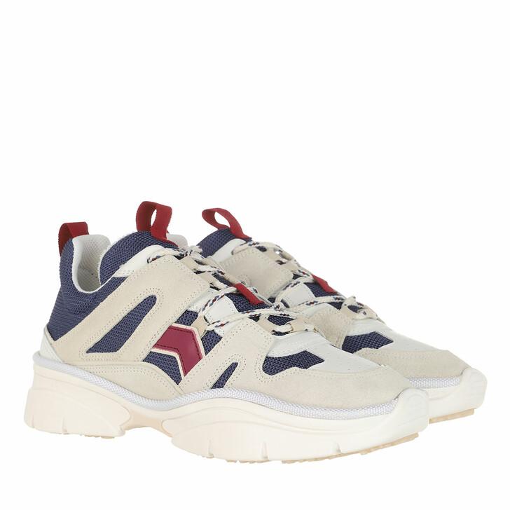 shoes, Isabel Marant, Kindsay Sneakers Blue Pink