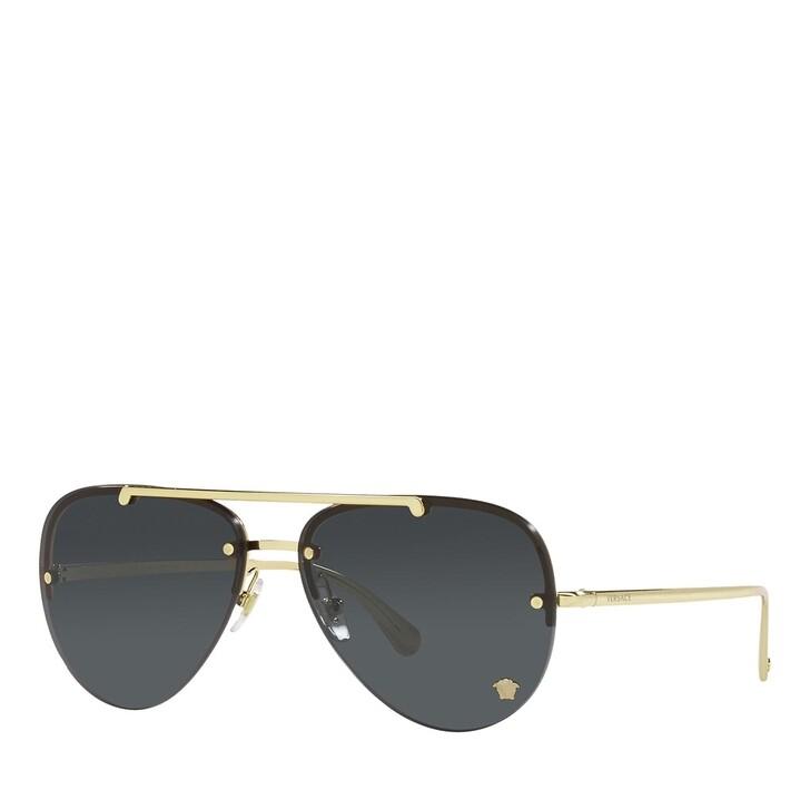 Sonnenbrille, Versace, 0VE2231 GOLD