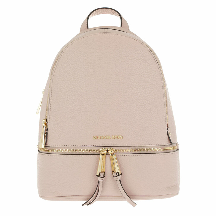 Reisetasche, MICHAEL Michael Kors, Medium Backpack Soft Pink
